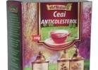 Produse naturiste ADSERV - CEAI ANTICOLESTEROL 50gr ADSERV