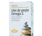 Produse naturiste ALEVIA - ULEI DE PESTE OMEGA 3 30cpr ALEVIA