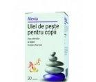 Produse naturiste ALEVIA - ULEI DE PESTE PENTRU COPII 30cps ALEVIA