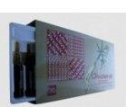 Produse naturiste ALFA ROM - TRATAMENT CONTRA CADERII PAR GINSENG 12fiole ALFA ROM GRUP 2000