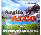 Produse naturiste ALGO - ARGILA 0.2kg ALGO