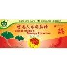 Produse naturiste CO&CO CONSUMER - GINKGO BILOBA+GINSENG 10fiole YONG KANG CO & CO CONSUMER