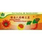 Produse naturiste CO&CO CONSUMER - GINKGO BILOBA+GINSENG+ROYAL JELLY 10fiole YONG KANG CO & CO CONSUMER