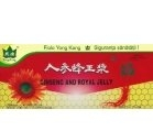 Produse naturiste CO&CO CONSUMER - GINSENG+ROYAL JELLY 10 FIOLE YONG KANG CO & CO CONSUMER