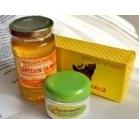 Produse naturiste COMPLEX APICOL - APIDERMALIV- BALSAM BUZE(laptisor matca, miere, ulei masline) 10ml COMPLEX APICOL
