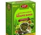 Produse naturiste FARES TRADING - CEAI NOAPTE BUNA(sedativ) 50g FARES