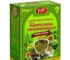 Produse naturiste FARES TRADING - CEAI PURIFICAREA ORGANISMULUI (fost Depurativ) 50gr FARES