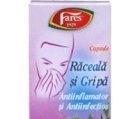 Produse naturiste FARES TRADING - HAPCIU RACEALA SI GRIPA R3 (antiinflamator si antiinfectios) 30cps FARES