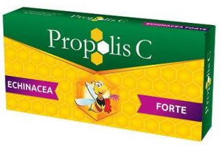 Produse naturiste FITERMAN PHARMA - PROPOLIS C+ECHINACEEA FORTE 30cpr FITERMAN