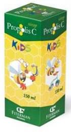 Produse naturiste FITERMAN PHARMA - SIROP PROPOLIS C KIDS 150ml FITERMAN