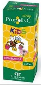 Produse naturiste FITERMAN PHARMA - SIROP PROPOLIS C+ECHINACEA KIDS 150ml FITERMAN