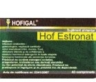 Produse naturiste Hofigal - HOF ESTRONAT 40cpr HOFIGAL