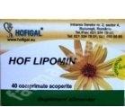 Produse naturiste Hofigal - HOF LIPOMIN 40tb HOFIGAL