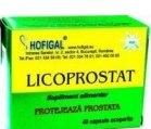 Produse naturiste Hofigal - LICOPROSTAT 40cps HOFIGAL