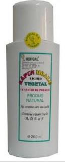 Produse naturiste Hofigal - SAPUN MOALE VEGETAL 200ml HOFIGAL