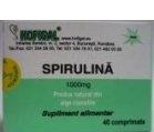 Produse naturiste Hofigal - SPIRULINA 1000mg 40tb HOFIGAL