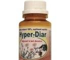 Produse naturiste HYPERICUM IMPEX - HYPER-DIAR 60cps HYPERICUM