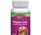 Produse naturiste INDIAN HERBAL - PLUSPRIN LIVER 60cps INDIAN HERBAL