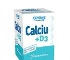 Produse naturiste LABORMED - CALCIU+D3 30cpr OZONE