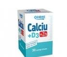 Produse naturiste LABORMED - CALCIU+D3+ZN 30cpr OZONE