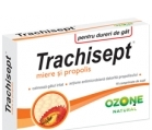 Produse naturiste LABORMED - TRACHISEPT MIERE&PROPOLIS 16cpr OZONE