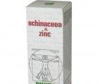Produse naturiste MEDICA - ECHINACEEA & ZINC 30cps MEDICA