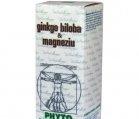 Produse naturiste MEDICA - GINKGO BILOBA & MAGNEZIU 30cps MEDICA