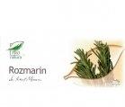Produse naturiste MEDICA - ROZMARIN 30cps blister MEDICA