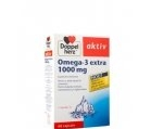 Produse naturiste MEDIPLUS - OMEGA 3 EXTRA 1000mg 60cps DOPPEL HERZ