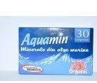 Produse naturiste ORGANIC LINNEA SRL - AQUAMIN - CALCIU ORGANIC 30cpr REMEDIA