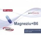 Produse naturiste ORGANIC LINNEA SRL - MAGNEZIU+B6 50tb REMEDIA
