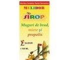 Produse naturiste PONTICA - SIROP MUGURI BRAD+PROPOLIS SI MIERE100ml PONTICA