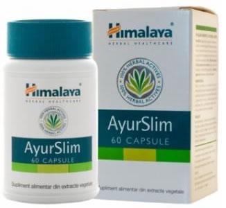 Produse naturiste PRISUM INTERNATIONAL - AYURSLIM 60tb PRISUM HIMALAYA