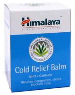 Produse naturiste PRISUM INTERNATIONAL - COLD RELIEF BALM (decongestionant nazal) 50ml PRISUM INTERNATIONAL