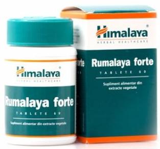 Produse naturiste PRISUM INTERNATIONAL - RUMALAYA FORTE 60cps PRISUM INTERNATIONAL