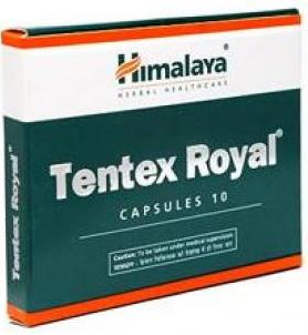 Produse naturiste PRISUM INTERNATIONAL - TENTEX ROYAL 10cps PRISUM INTERNATIONAL