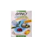 Produse naturiste QUANTUM PHARM - EXTRACT UST+PAD+VASC BANO 30cps QUANTUM PHARM
