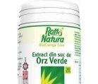 Produse naturiste ROTTA NATURA - EXTRACT SUC ORZ VERDE 30cps ROTTA NATURA