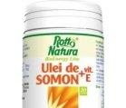 Produse naturiste ROTTA NATURA - ULEI SOMON+VITAMINA E 30cps ROTTA NATURA