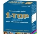 Produse naturiste SANPRODMED - Tratati afectiunile articulatiilor si astmul cu 1-TOP 30cps PENTAVOX SANPRODMED