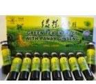 Produse naturiste SANYE INTERCOM - EXTRACT LICHID CEAI VERDE & PANAX GINSENG 10fiole L&L ADVANCEMED