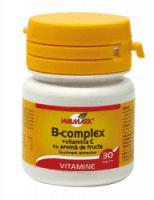 Produse naturiste WALMARK ROMANIA SRL - B COMPLEX+VIT.C 30tb WALMARK
