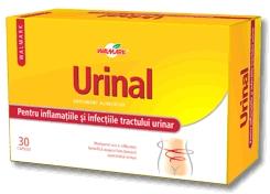 Produse naturiste WALMARK ROMANIA SRL - URINAL 30tb WALMARK
