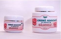 Produse naturiste ABEMAR MED - Crema de galbenele
