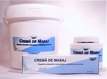 Produse naturiste ABEMAR MED - Crema de masaj Abemar Med 500g