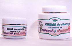 Produse naturiste ABEMAR MED - CREMA PROTECTIE TATANEASA si GALBENELE 50ml