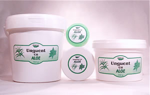 Produse naturiste ABEMAR MED - Unguent Aloe 50Gr Abemar Med