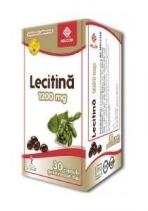 Produse naturiste AC HELCOR PHARMA - Lecitina 1200Mg 30Cps Ac Helcor