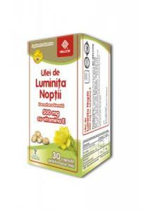 Produse naturiste AC HELCOR PHARMA - Ulei Luminita Noptii 500Mg 30Cps Ac Helcor