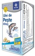 Produse naturiste AC HELCOR PHARMA - Ulei Peste 500Mg 30Cps Ac Helcor
